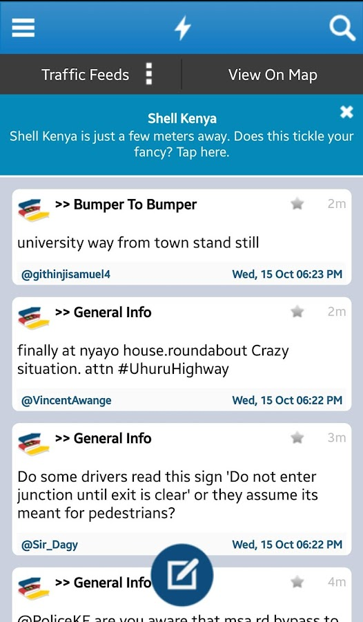 Ma3Route- screenshot