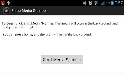 玩免費工具APP 下載Force Media Scan app不用錢 硬是要APP