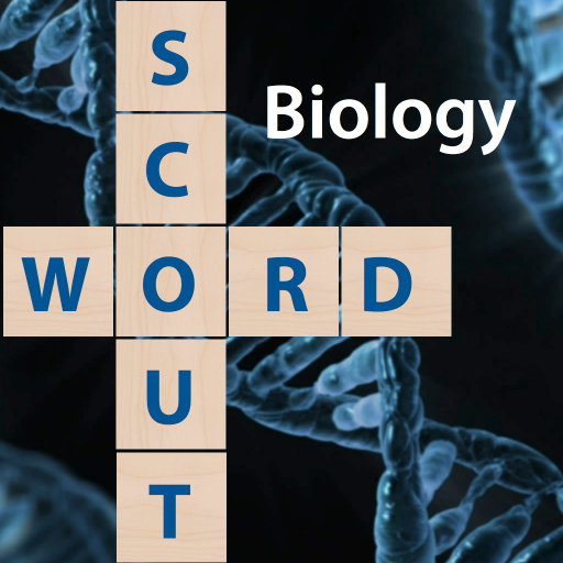 WordScout Biology LOGO-APP點子