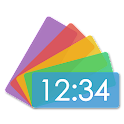 Overlay Digital Clock icon