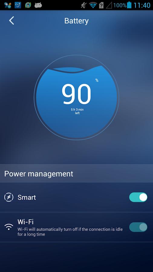 Huawei HiLink (Mobile WiFi) - screenshot