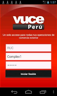 VUCE- screenshot thumbnail