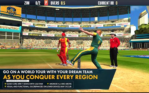 ICC Pro Cricket 2015 v1.0.10