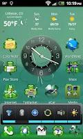 Screenshot of St Patrick's Day Apex/Go/Nova