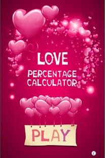 Love Percentage Calculator - screenshot thumbnail