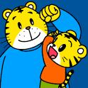 おやこFit logo