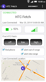 HTC Fetch Screenshot 1