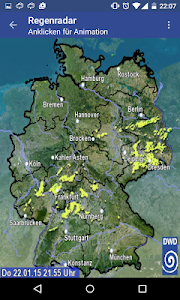 Wetterwarner Pro screenshot 4