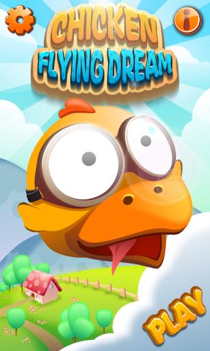 Chicken Flying Dream