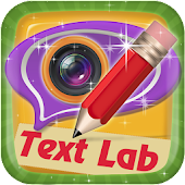 Text Lab – Write on Pics