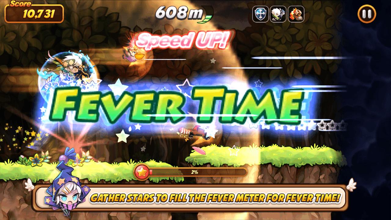 WIND RUNNER - screenshot