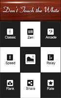 Screenshot of Don't tap White Tiles: Piano