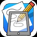 Drawissimo Kids-Draw and Enjoy icon