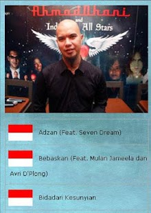 Ahmad Dhani App - screenshot thumbnail