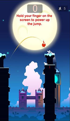 Ninja Santa Roof Jumper