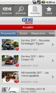 321auto- screenshot thumbnail