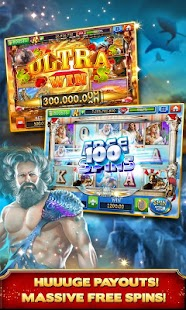 Slots - Journey of Magic - screenshot thumbnail