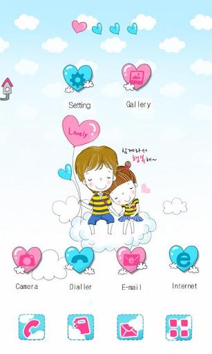CUKI Theme A Lovely Couple
