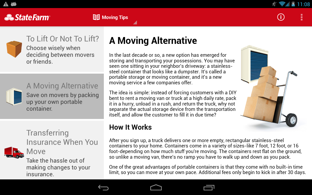 Move Tools®- screenshot