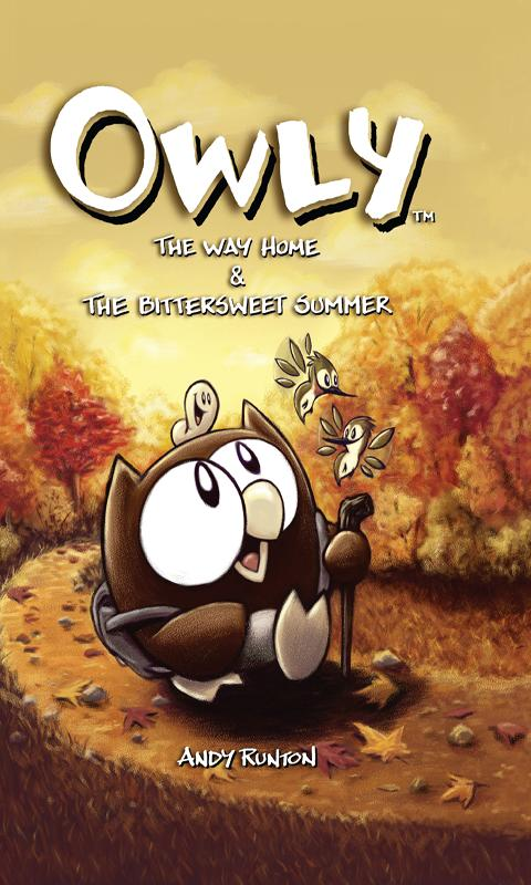 Owly, Vol. 1 - screenshot