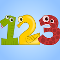 Kids Counting and Coloring logo