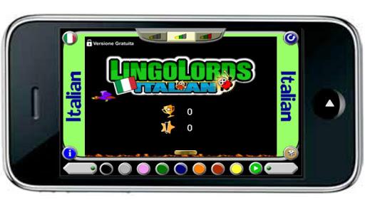 LingoLords : Italian