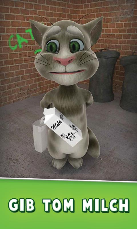 talking tom spiele
