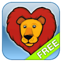 Pet Me Free game for kids logo
