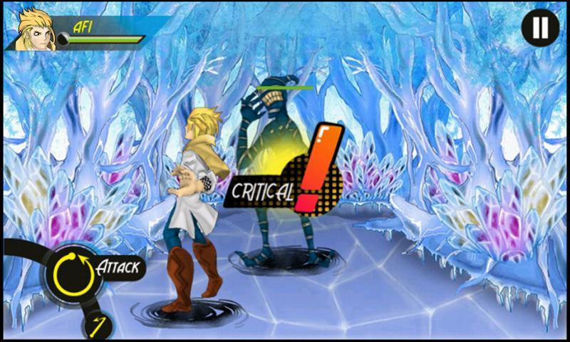 Asylon World- screenshot