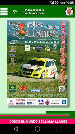38 Rallye Villa de Llanes