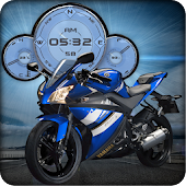 Yamaha R125 HD Live Wallpapers