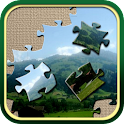 Swiss Alps Jigsaw