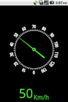 Screenshot of My Speed Meter