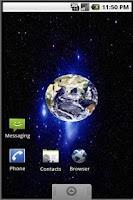 Screenshot of Globe