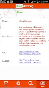 eHow Drawing - screenshot thumbnail