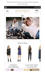 SHOPBOP - Women's Fashion screenshot 0