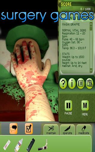 【免費角色扮演App】手術遊戲-APP點子