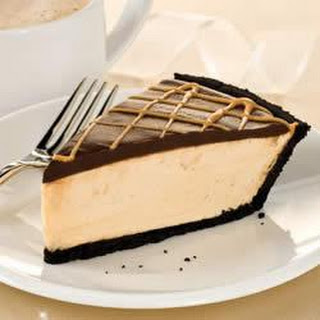 Peanut Butter Cup Pie.