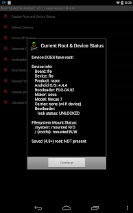 Root Toolkit for Android™ - screenshot thumbnail