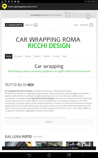 Car Wrapping Roma RM