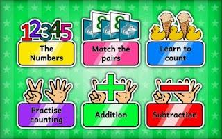 Screenshot of Kids ABC 123 Doremi