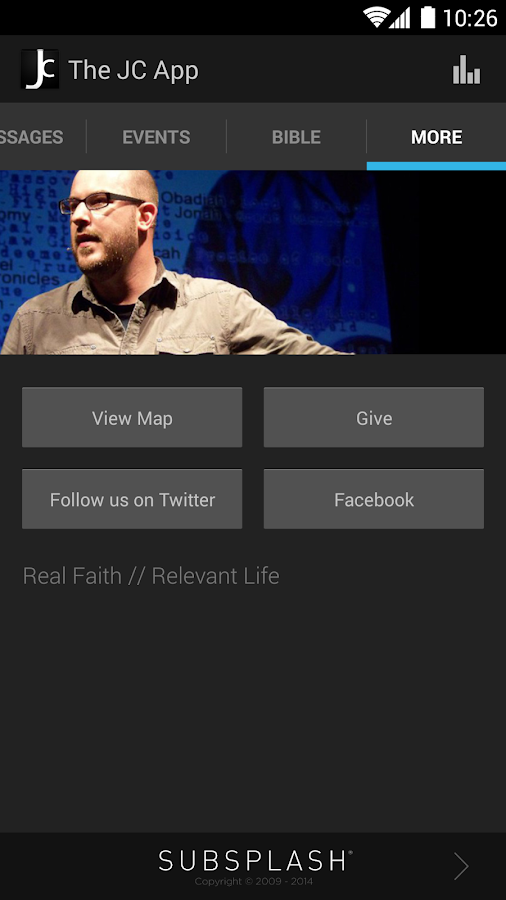 Journey Church- screenshot