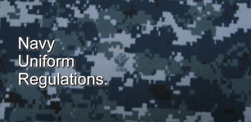 Navy Uniform Regulations Apps On Google Play