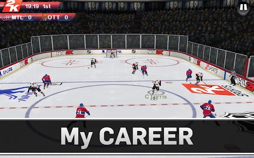 NHL 2K Screenshot 6
