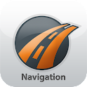 Navigation MapaMap Europe icon