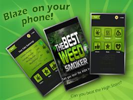 Screenshot of The Best Weed Smoker