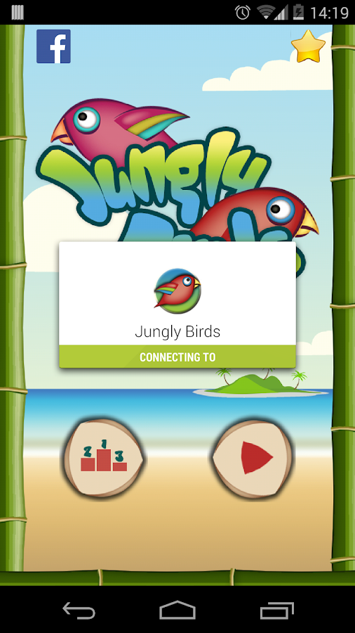 Jungly Birds- screenshot