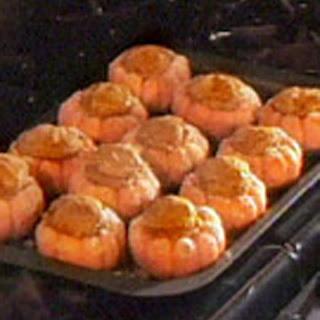 Pumpkin Souffles.