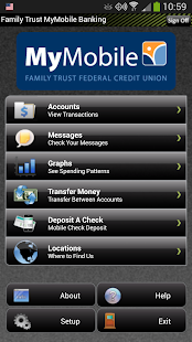 Family Trust MyMobile - screenshot thumbnail