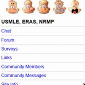 USMLE, ERAS, NRMP